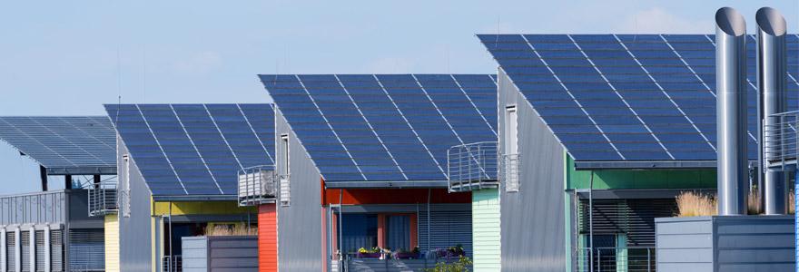 énergie solaire à la maison