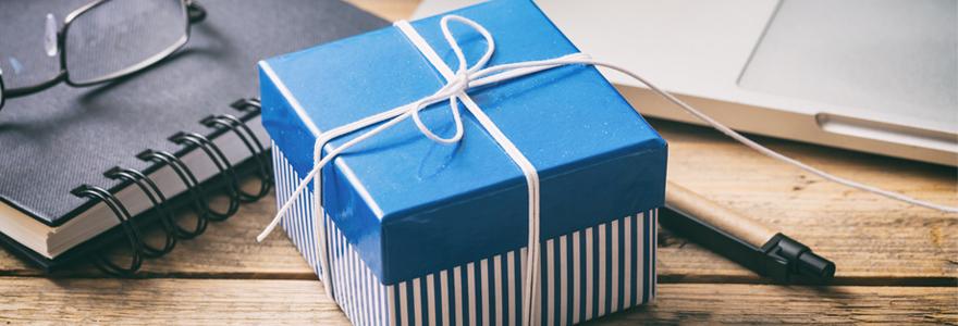 cadeaux d'entreprise