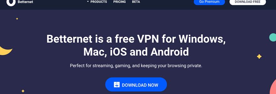 VPN de Betternet